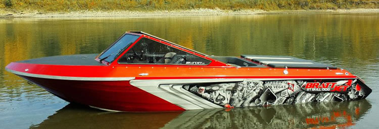 Bratt Jet Boats For Sale
