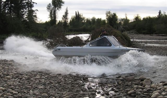 Shuman Built Jet Boats For Sale