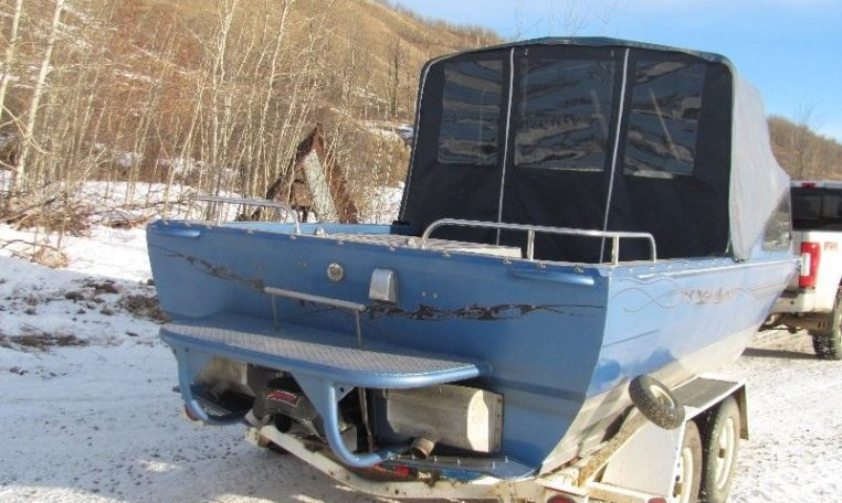 2001 18' Outlaw Cougar For Sale