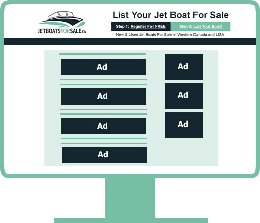 Jet Boat Part Advertising