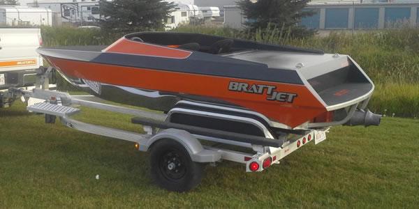 Bratt Jet Boats For Sale | BC | Alberta | Yukon | WA