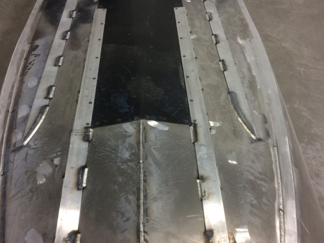 Coyote Manufacturing Jet Boat Hull Builder & CNC Machining
