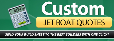 jet boat build quote