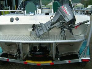 Outboard EZ Steer
