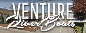 Venture RiverBoats Banner